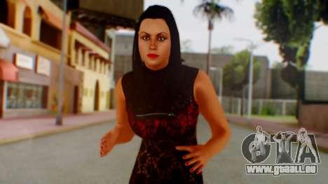 WWE Aksana für GTA San Andreas