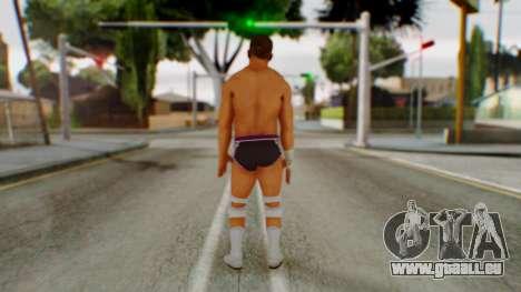Cody Rhose pour GTA San Andreas troisième écran