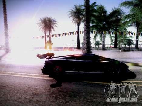Fixiert den Sonnenuntergang für GTA San Andreas