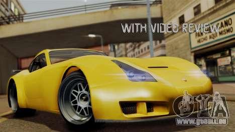 GTA 5 Bravado Verlierer pour GTA San Andreas