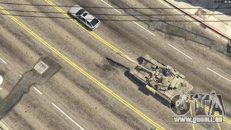 GTA 5 T-90 vorne rechts Seitenansicht