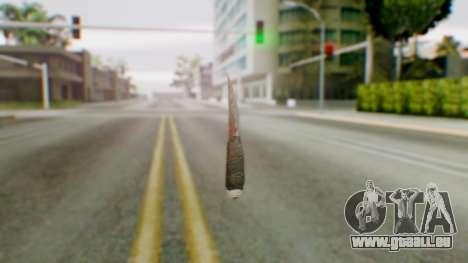 Shank pour GTA San Andreas deuxième écran