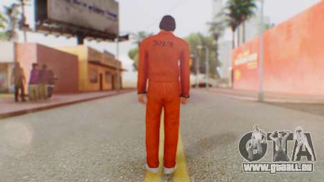 FOR-H Prisoner pour GTA San Andreas troisième écran