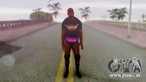 Titus ONeil 2 für GTA San Andreas zweiten Screenshot
