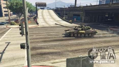GTA 5 T-90 Lenkrad