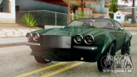 GTA 5 Imponte Nightshade pour GTA San Andreas