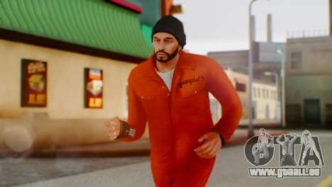 FOR-H Prisoner pour GTA San Andreas