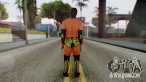 Justin Gabriel für GTA San Andreas dritten Screenshot