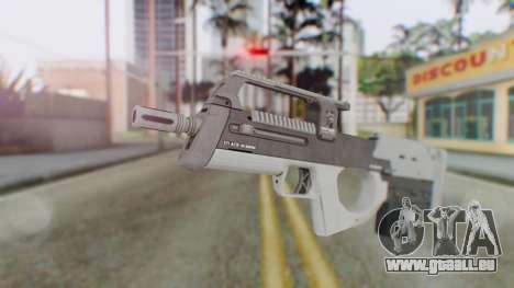 GTA 5 Assault SMG - Misterix 4 Weapons pour GTA San Andreas