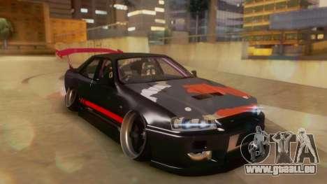 Nissan Skyline GT-R R34 Hella pour GTA San Andreas
