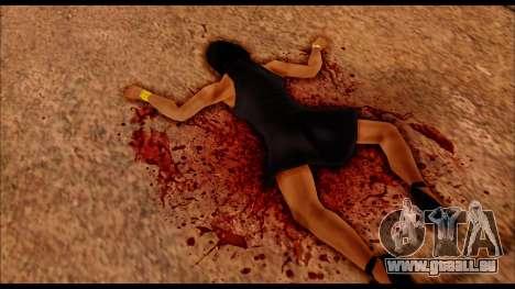 The Best Effects of 2015 pour GTA San Andreas deuxième écran
