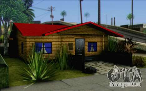 Denise ' s neues Zuhause für GTA San Andreas