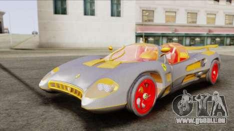 Ferrari P7 Carbon pour GTA San Andreas