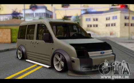 Ford Connect Rizeli für GTA San Andreas