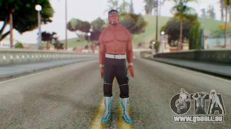 Holy Hulk Hogan für GTA San Andreas zweiten Screenshot