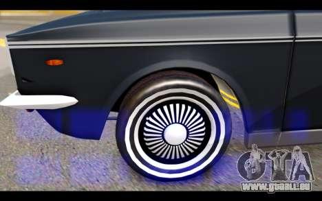 Peykan 1347 Classic für GTA San Andreas rechten Ansicht