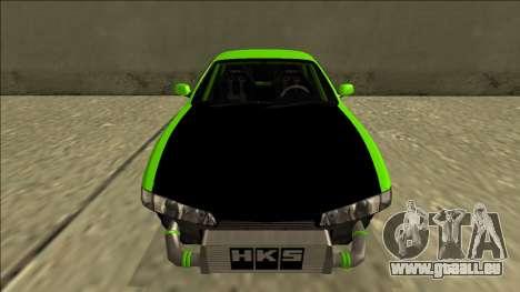 Nissan Silvia S14 Drift für GTA San Andreas