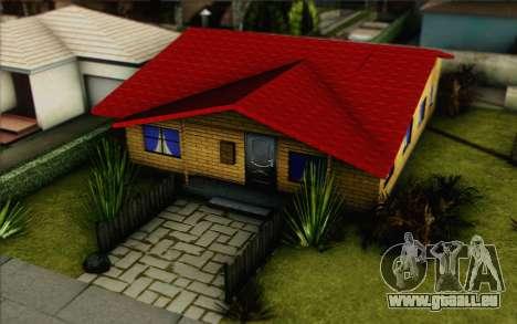 Denise ' s neues Zuhause für GTA San Andreas dritten Screenshot
