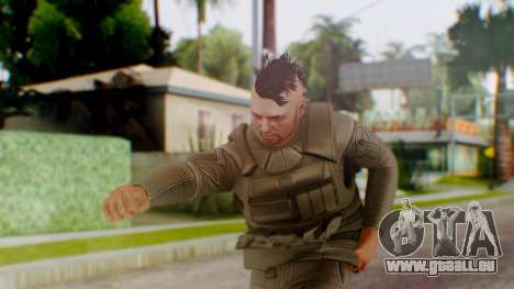 GTA Online Executives and other Criminals Skin 2 für GTA San Andreas