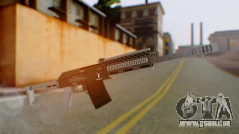 GTA 5 Heavy Shotgun - Misterix 4 Weapons pour GTA San Andreas