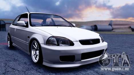 Honda Civic 1.6 Hatchback pour GTA San Andreas