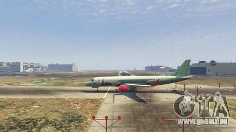 GTA 5 Embraer 195 Wind zweite Screenshot