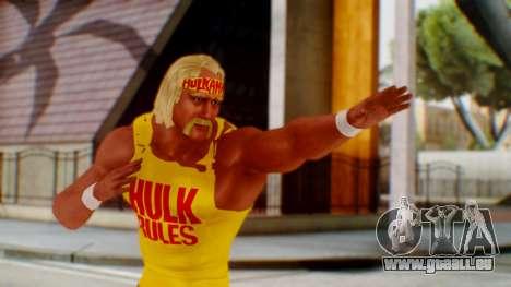 WWE Hulk Hogan pour GTA San Andreas