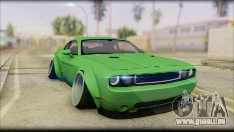 Dodge Challenger LB Perfomance pour GTA San Andreas