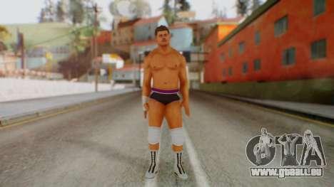 Cody Rhose pour GTA San Andreas deuxième écran