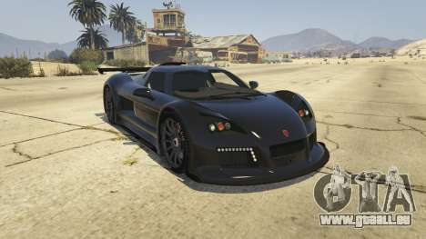 GUMPERT Apollo S 1.1 pour GTA 5