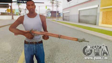 Arma OA Lee Enfield für GTA San Andreas dritten Screenshot