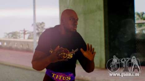 Titus ONeil 2 für GTA San Andreas