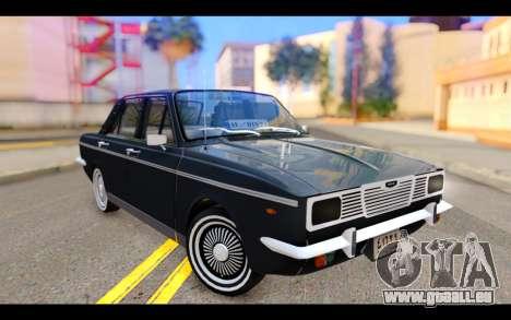 Peykan 1347 Classic für GTA San Andreas