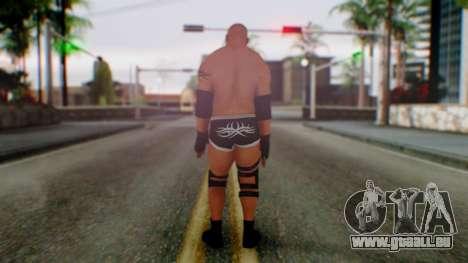 Goldberg pour GTA San Andreas troisième écran