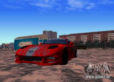 Fast ENB V.31 pour GTA San Andreas