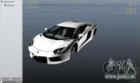 GTA 5 Roue Lamborghini Aventador LP700-4 v.2.2