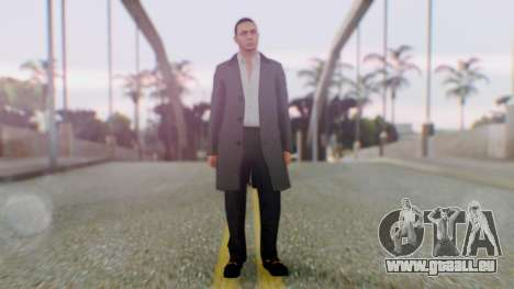 GTA Online Executives and other Criminals Skin 4 pour GTA San Andreas deuxième écran