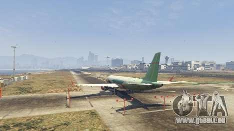 GTA 5 Embraer 195 Wind dritten Screenshot