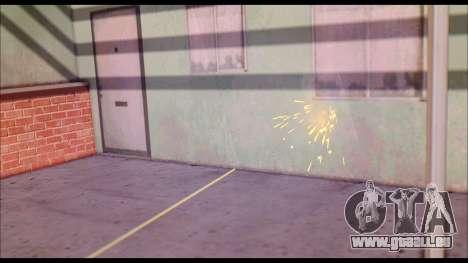 The Best Effects of 2015 pour GTA San Andreas troisième écran