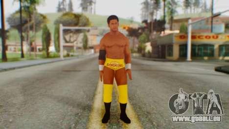 Darren Young für GTA San Andreas zweiten Screenshot