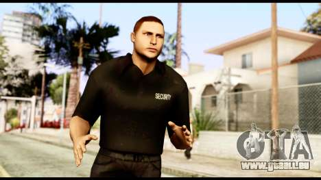 WWE SEC 2 pour GTA San Andreas