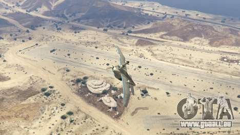 GTA 5 Robin DR-400 sechster Screenshot