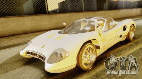 Ferrari P7 Spyder pour GTA San Andreas