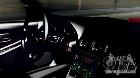 Nissan 240SX Drift v2 pour GTA San Andreas vue de droite