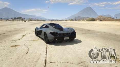 2014 McLaren P1 v2.0 für GTA 5