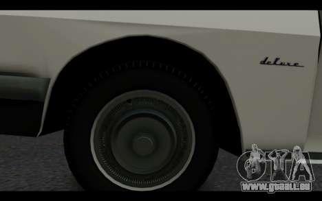 Wartburg 353 für GTA San Andreas rechten Ansicht