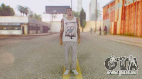 New Cesar HD pour GTA San Andreas deuxième écran