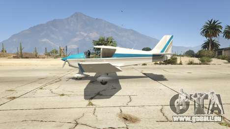 GTA 5 Robin DR-400 zweite Screenshot