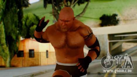 Goldberg pour GTA San Andreas
