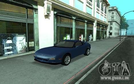 Mazda RX-7 Tunable für GTA San Andreas